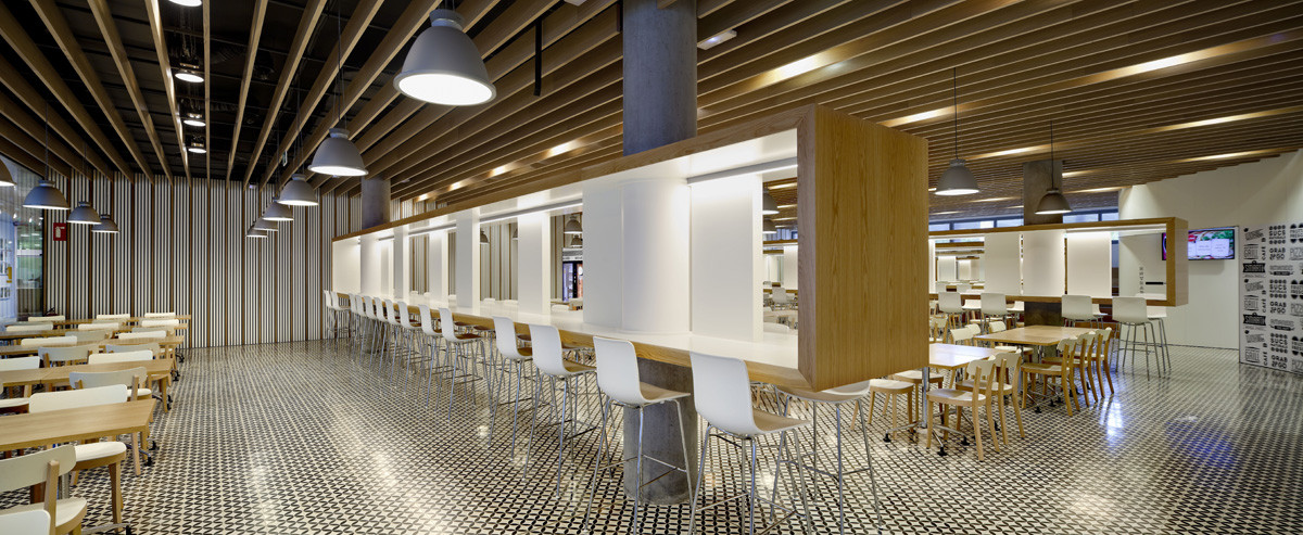 Gallery of banc sabadell headquarters bach arquitectes 13 - Arquitectes sabadell ...