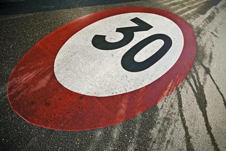 """Campanha """"30 km/h – por ruas mais habitáveis!"""", na União Europeia, Via circulaseguro.com"""