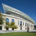 UC Berkeley's Memorial Stadium, Athletic Center and Plaza; Photograph © Tim Grifftih