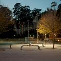 UC Berkeley's Memorial Stadium, Athletic Center and Plaza; Photograph © Meg Martin