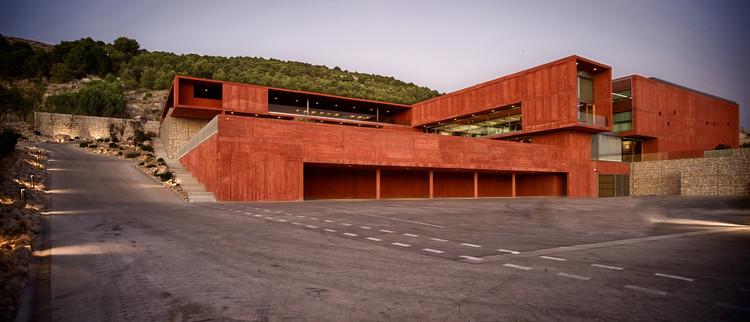 Vinícola Pago de Carraovejas / Estudio Amas4arquitectura , © José María Díez Laplaza