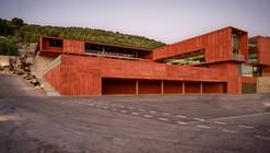 Vinícola Pago de Carraovejas / Estudio Amas4arquitectura