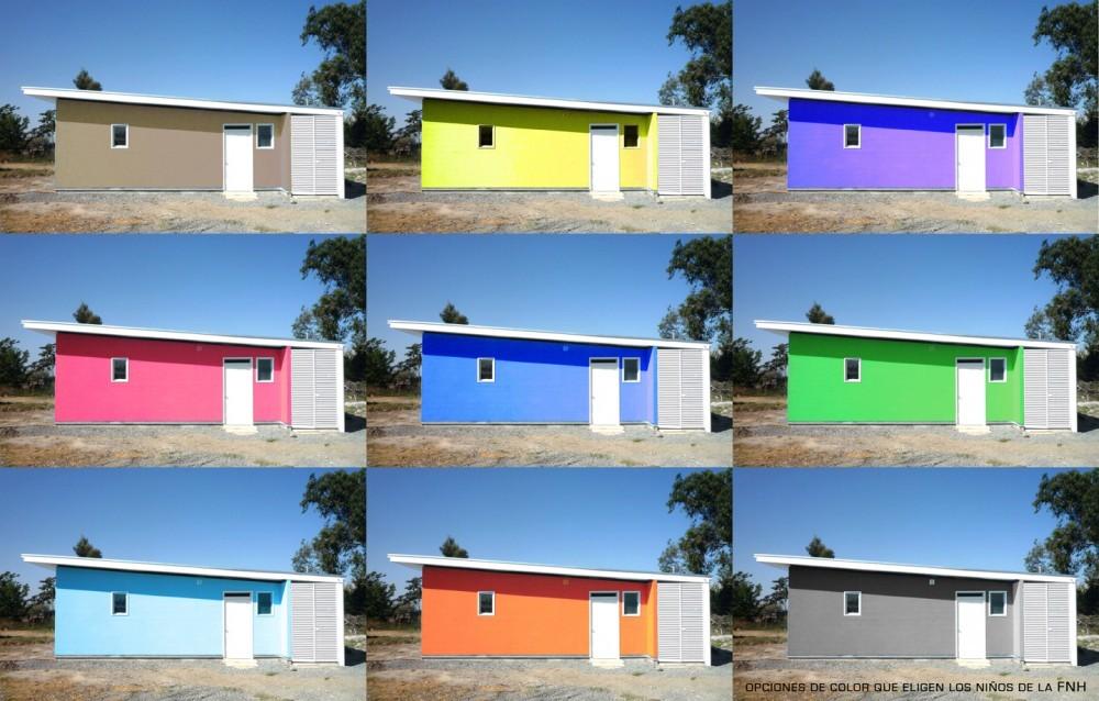 Archivo vivienda social plataforma arquitectura - El color en la arquitectura ...