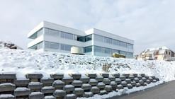 Housing in Nyon / Charles Pictet Architecte