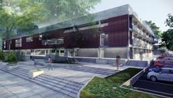 Escola Senai / NPC Grupo Arquitetura