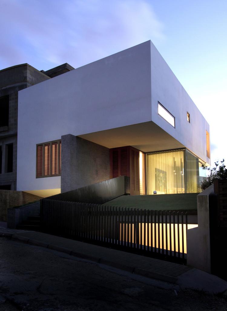 Casa Colgante / Chris Briffa Architects, © David Pisani