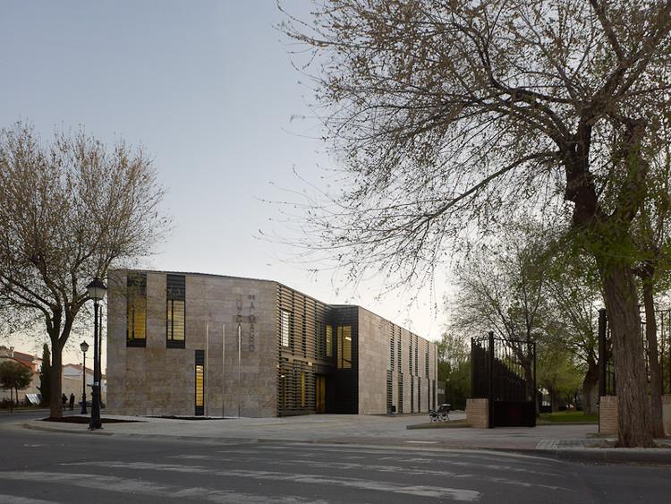 Palácio da Justiça de Almagro / Estudio MMASA, © Hector Santos-Díez