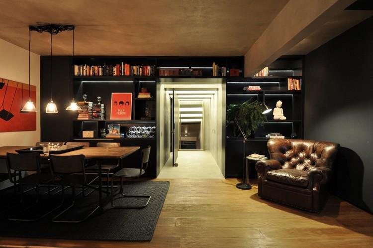 Apartamento no Jardim Paulista / Anthony Ling, © Anthony Ling