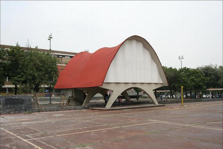 AD Classics: AD Classics: Cosmic Rays Pavilion / Felix Candela