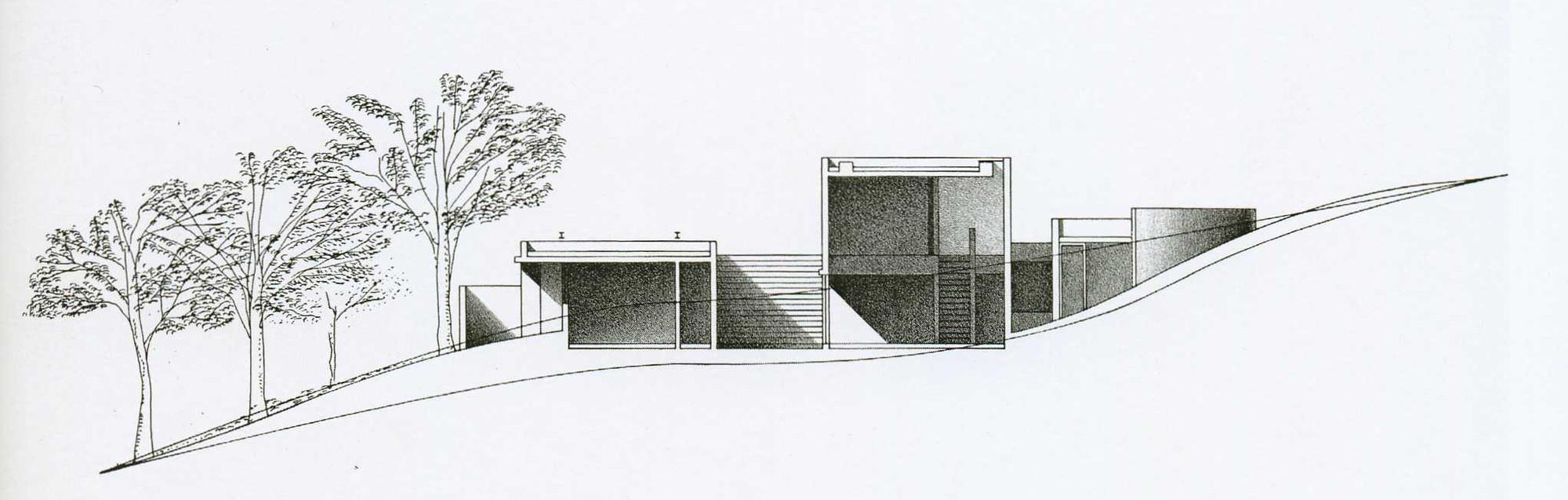 AD Classics Koshino House Tadao Ando Architect and Associates – Koshino House Floor Plan