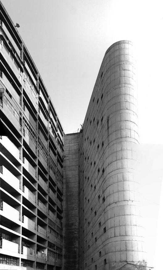 Ad Classics Chandigarh Secretariat Le Corbusier Archdaily