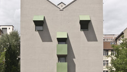 AD Classics: AD Classics: The Kreuzberg Tower / John Hejduk