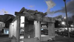 Espaço Habitável de Concreto, Madeira e Vidro / ERDC Arquitectos