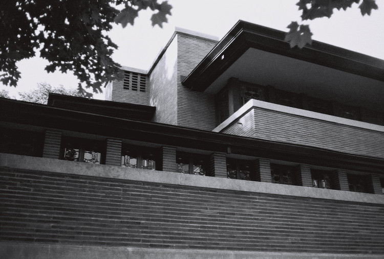 Clássicos da Arquitetura: Frederick C. Robie House / Frank Lloyd Wright, © flickr DaseinDesign. Used under <a href='https://creativecommons.org/licenses/by-sa/2.0/'>Creative Commons</a>