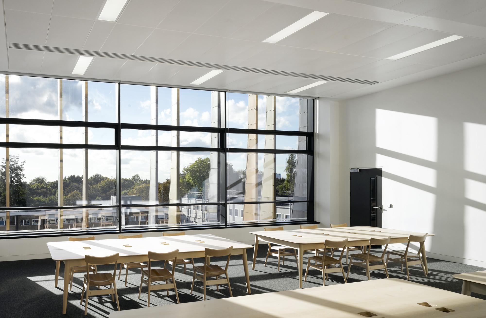 Holland Park School Aedas