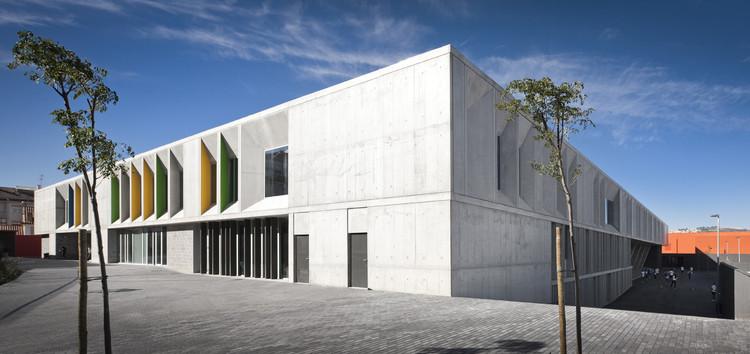 Escola Secundária ES/EB3 Braamcamp Freire / CVDB arquitectos, © invisiblegentleman.com