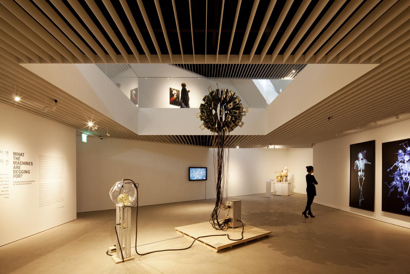 Gallery Of Songwon Art Center Mass Studies 9