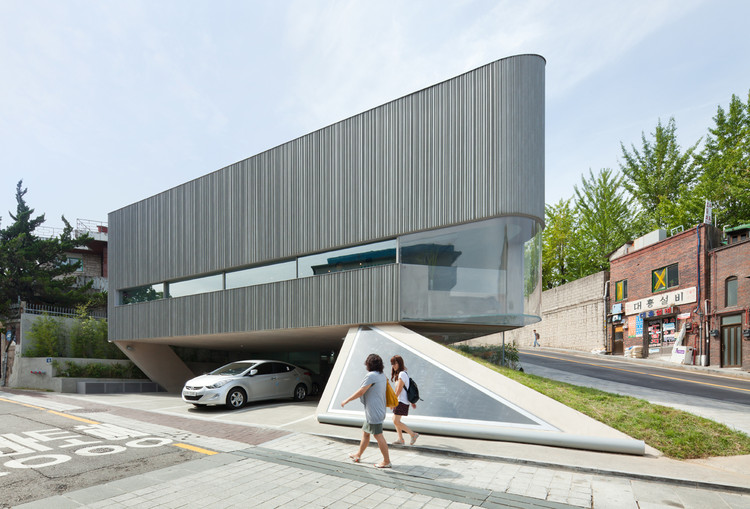 Songwon Art Center / Mass Studies, © Kyungsub Shin