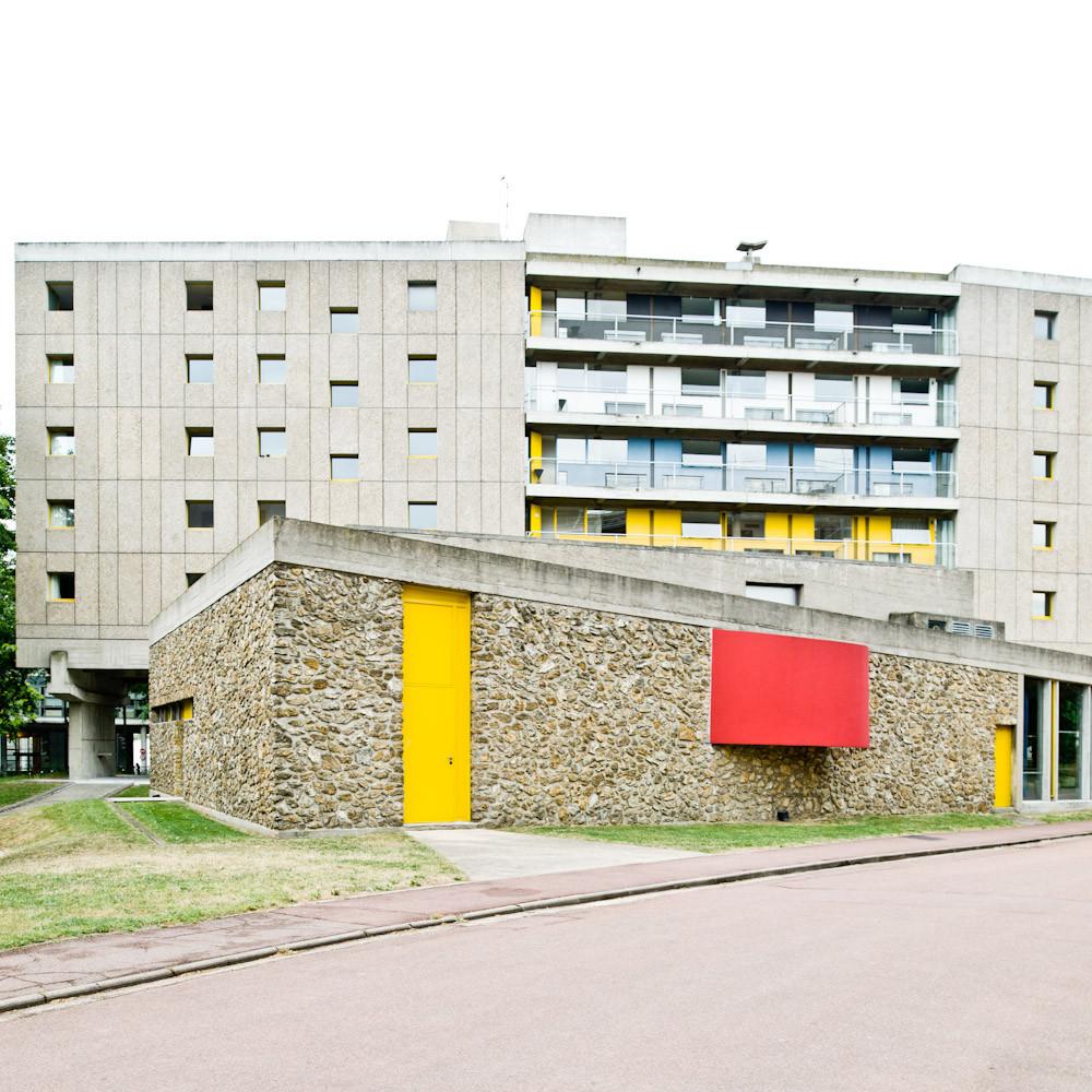 Ad classics maison du bresil le corbusier archdaily - Le corbusier design ...