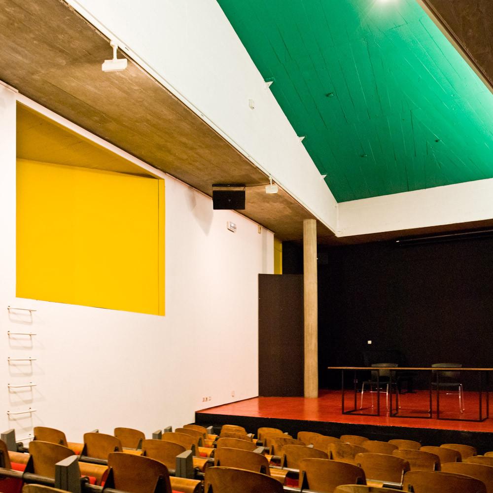 Gallery of ad classics maison du bresil le corbusier 8 for Maison du the paris