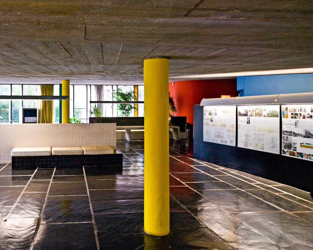 Gallery of ad classics maison du bresil le corbusier 7 - Maison de la hongrie paris ...