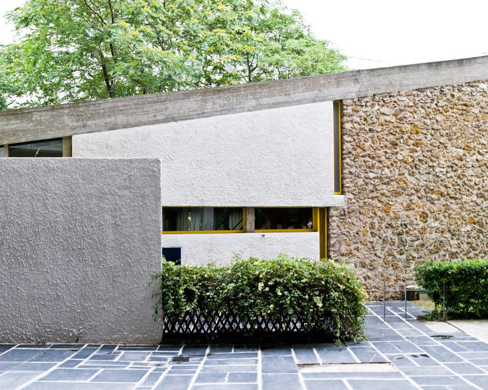 Gallery of ad classics maison du bresil le corbusier 2 for Architecte bresilien