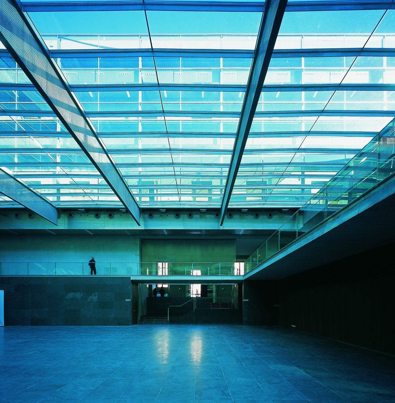 Gallery of parlamento de navarra otxotorena arquitectos 4 - Arquitectos navarra ...