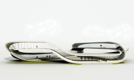 Landscape House - Courtesy of Universe Architecture