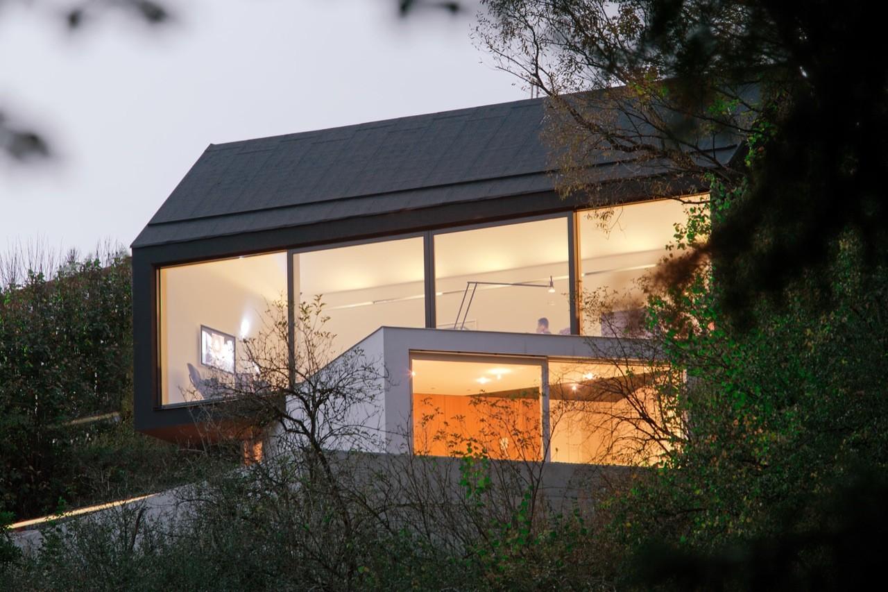 Fabi Architekten gallery of studio house fabi architekten bda 12