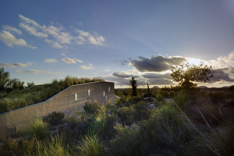 La Marseta Country House / Sonia Miralles Mud, © David Frutos