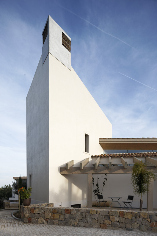 Casa de Férias no Algarve / Hilberink Bosch Architects, © René de Wit