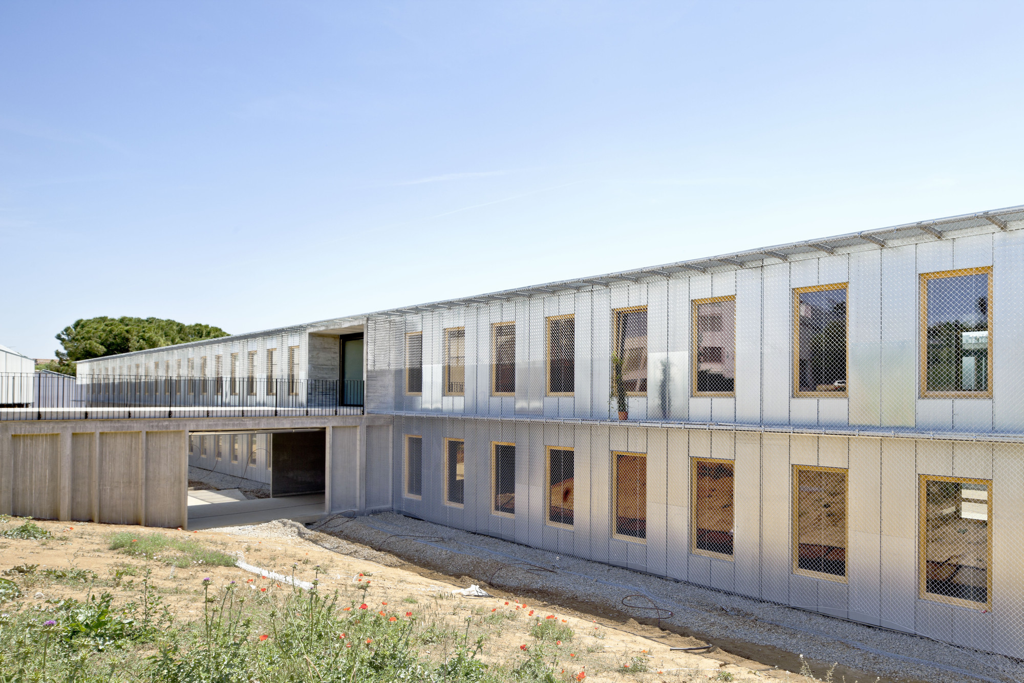 Gallery of student housing universitat polit cnica de Arquitectura politecnica