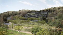 New Museum at China Academy of Art Xiangshan Campus / Kengo Kuma & Associates