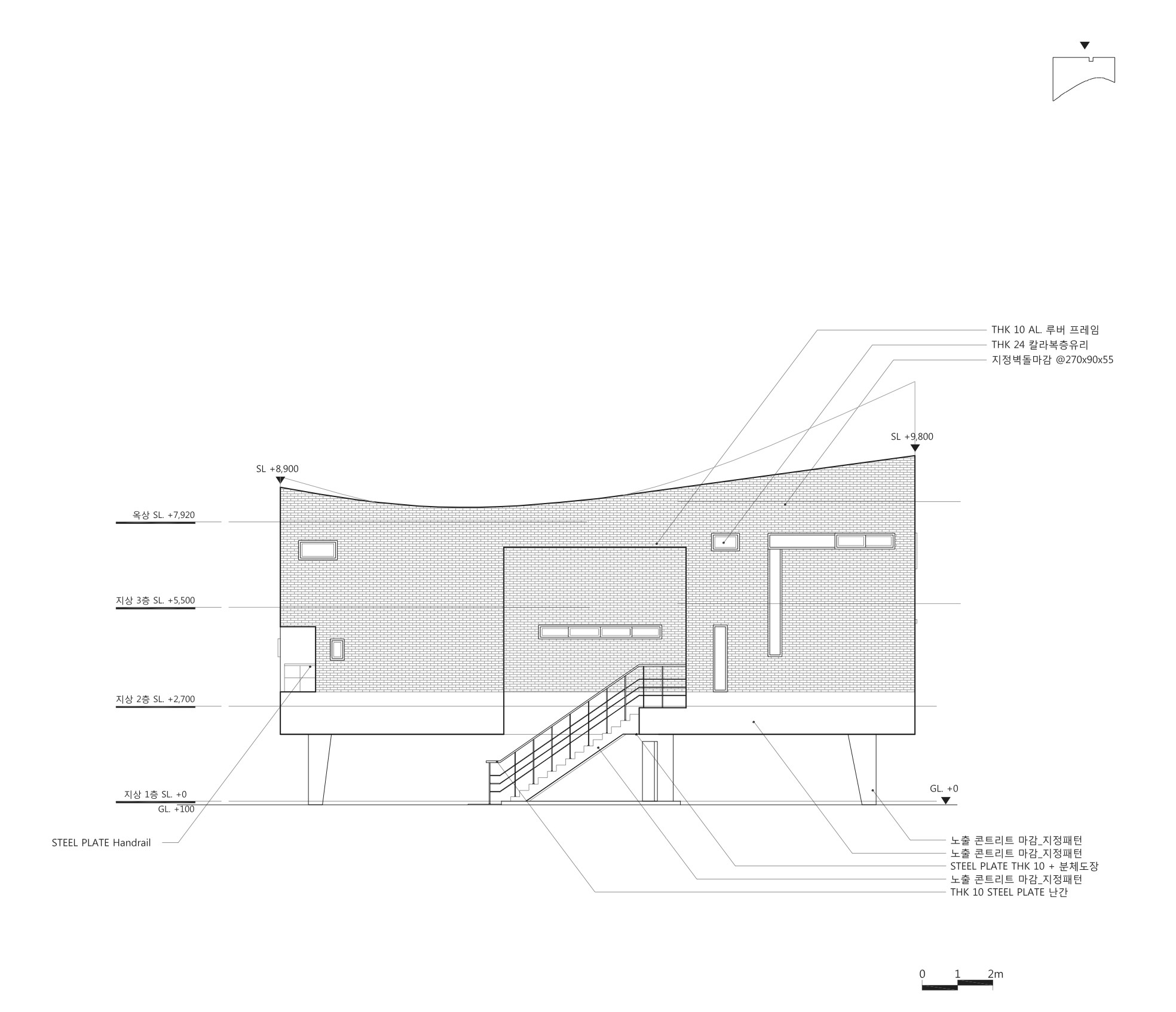 Gallery Of The Curving House JOHO Architecture - Curving house joho architecture