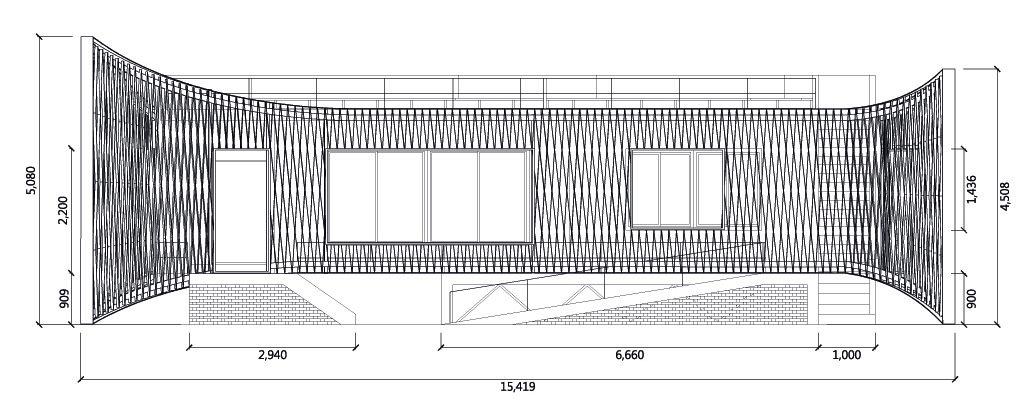 Gallery Of Namhae Cheoma House JOHO Architecture - Curving house joho architecture