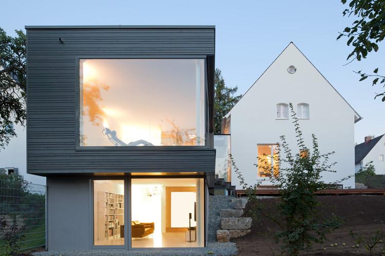 interstice fabi architekten bda archdaily. Black Bedroom Furniture Sets. Home Design Ideas