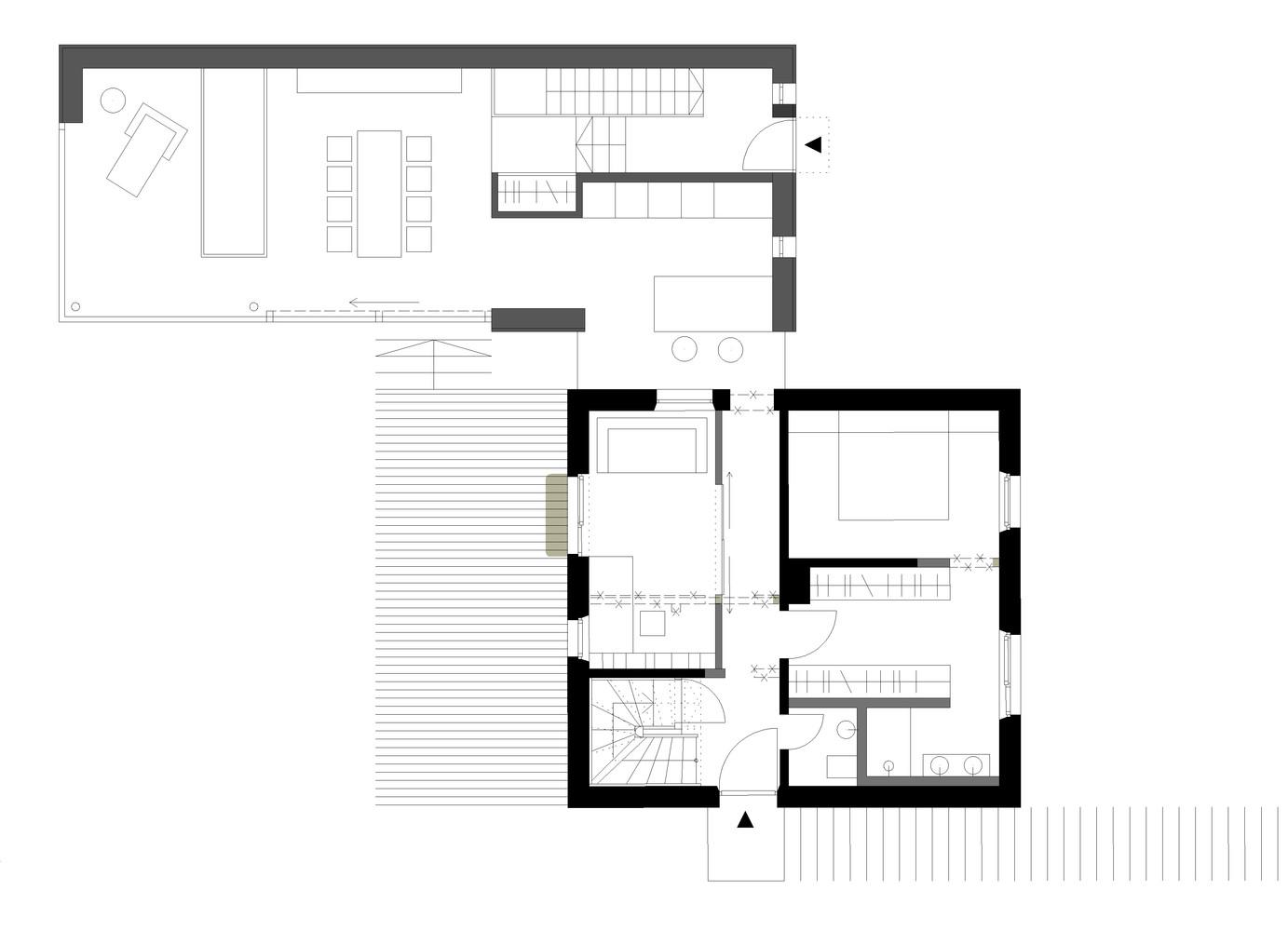 Fabi Architekten gallery of interstice fabi architekten bda 15