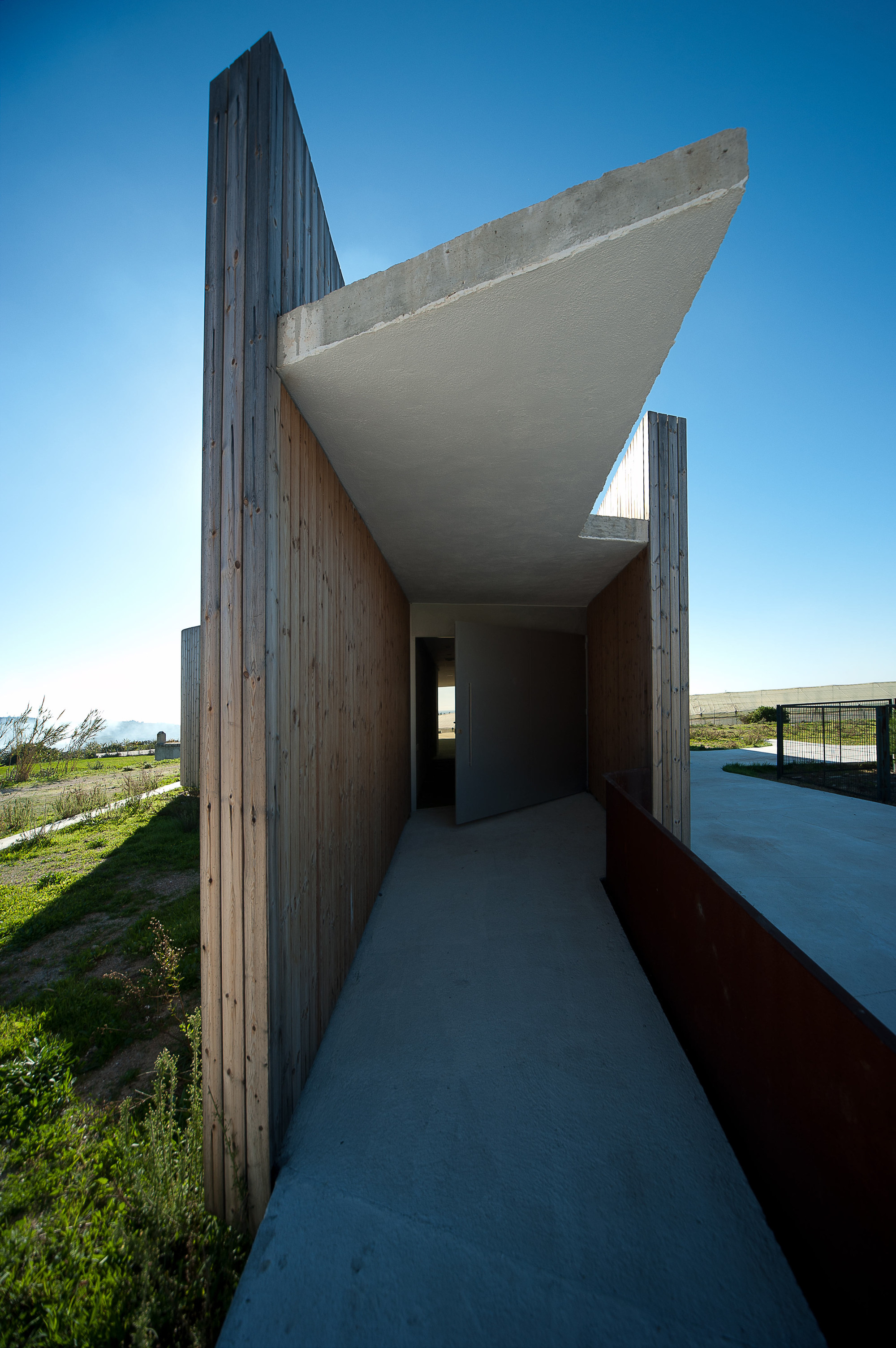 The Non Program Pavilion / Jesús Torres García • Architects