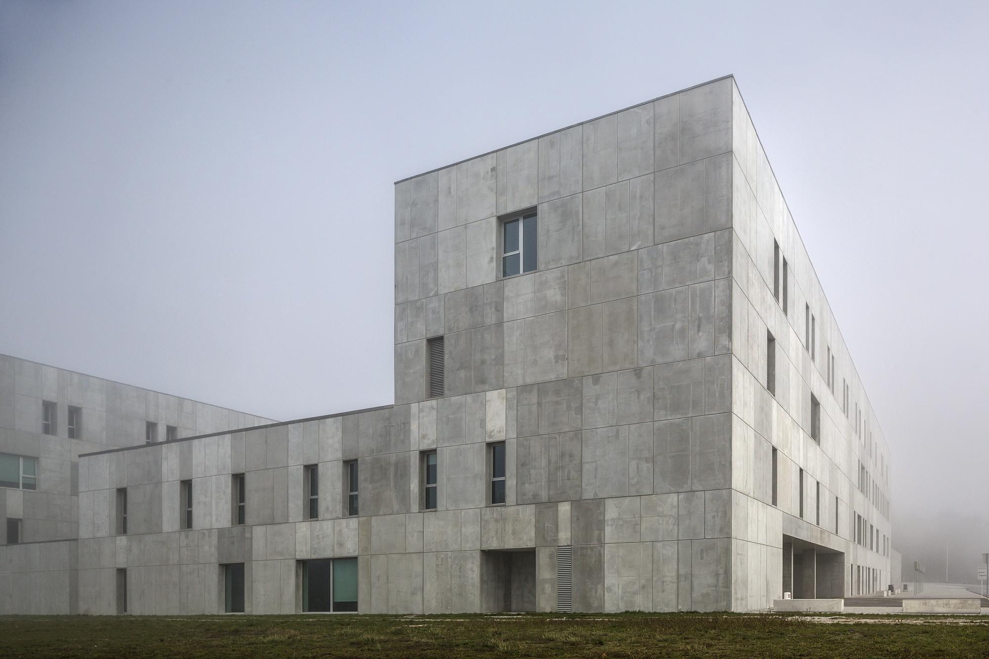 Hospital de Amarante / ACXT, © Fernando Guerra | FG+SG