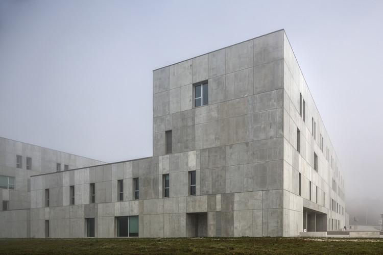 Amarante's Hospital / ACXT, © Fernando Guerra |  FG+SG
