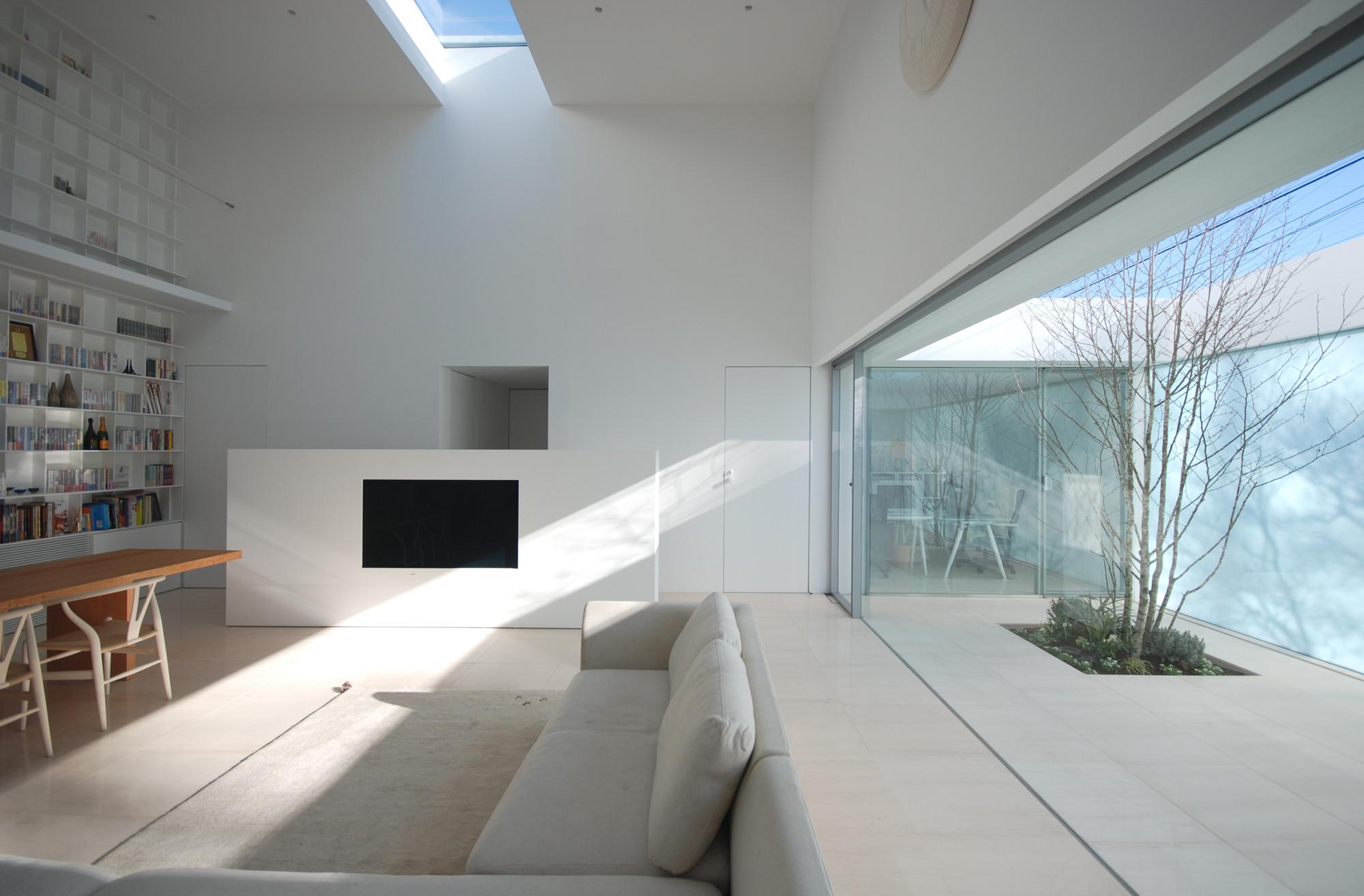 Gallery Of Library House Shinichi Ogawa Amp Associates 10