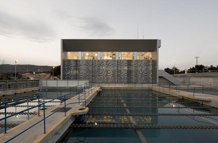Water Treatment Station of Benidorm / Otxotorena, © Pedro Pegenaute