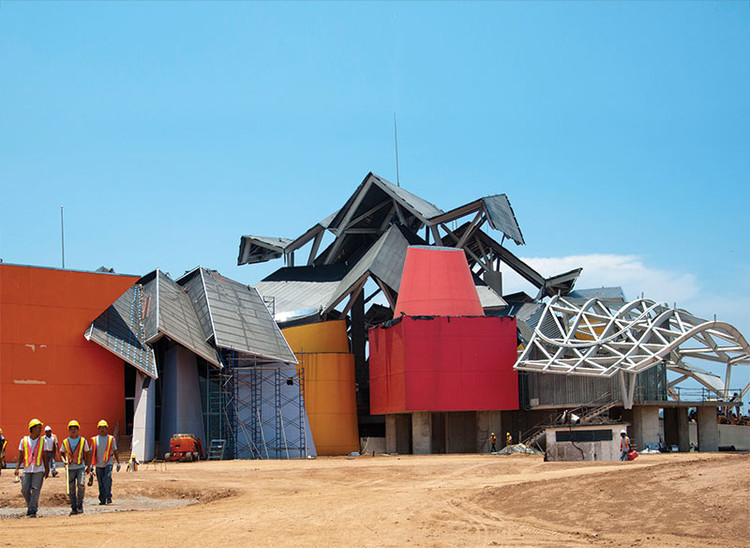 In Progress: The Biomuseo / Frank Gehry, © Victoria Murillo / Istmophoto.com / Biomuseo