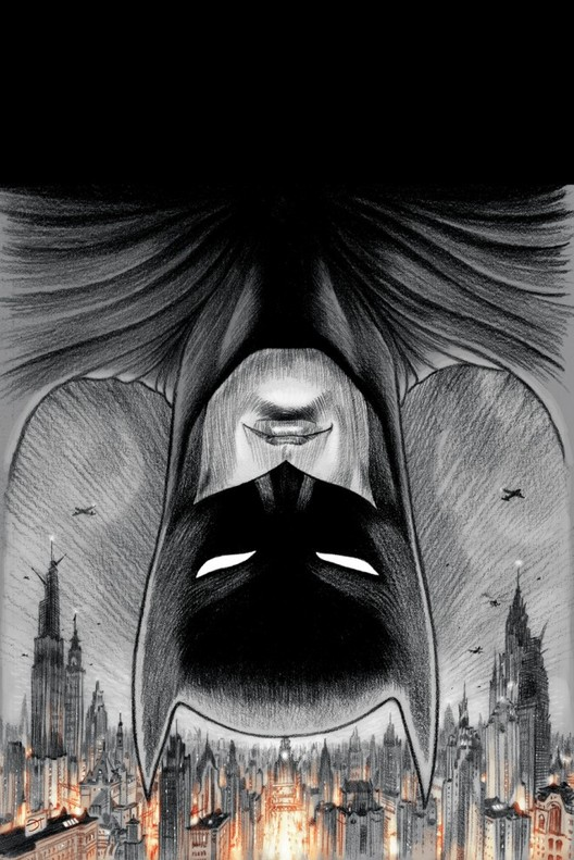 Batman and Architecture Finally United in 'Batman: Death by Design', Courtesy of DC Comics