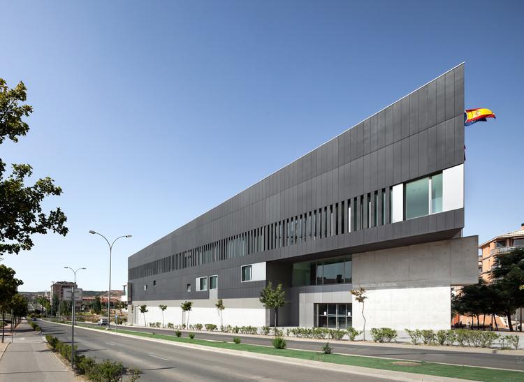 Tudela Courts / Otxotorena, © Rubén Pérez Bescós