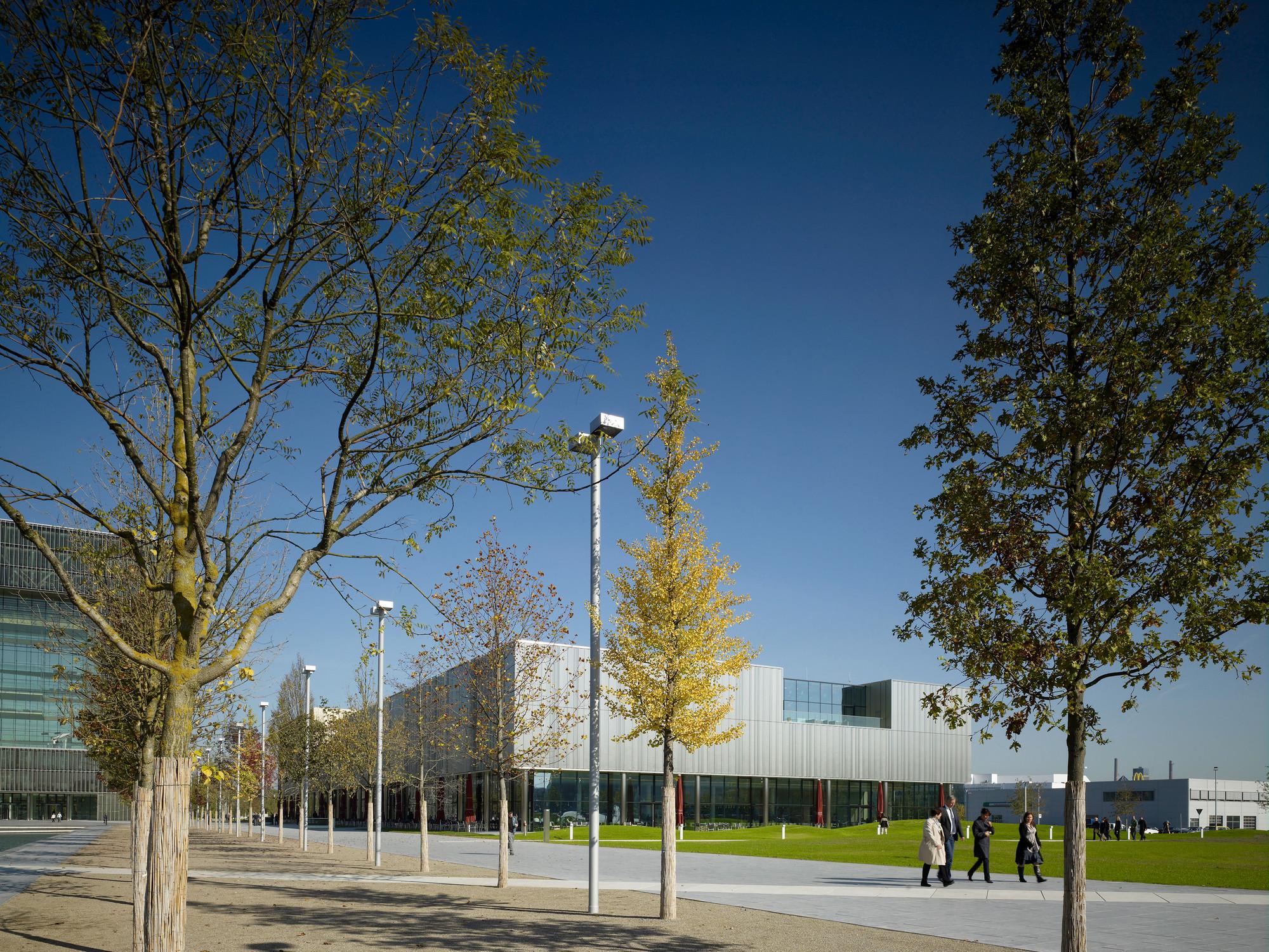 Architekten Essen gallery of q2 thyssenkrupp quarter essen jswd architekten chaix