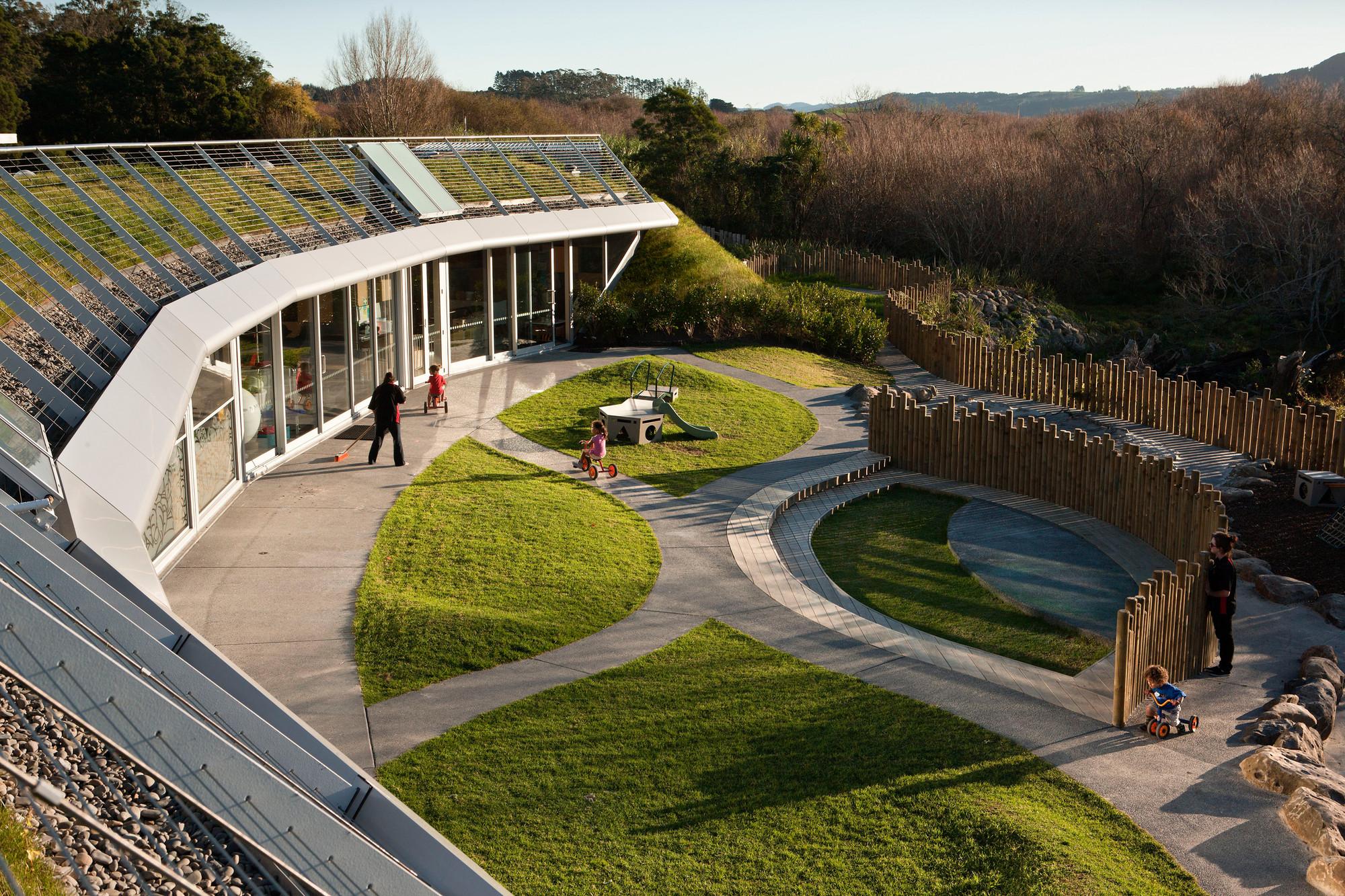 Te Mirumiru Collingridge And Smith Architects Casa