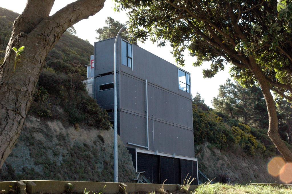 Casa de Containers / Ross Stevens