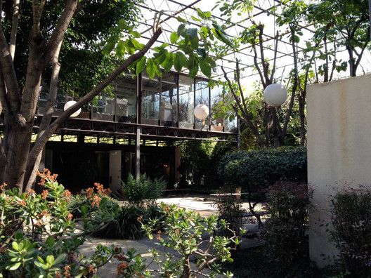 Outside In: The Architecture of Smith and Williams; Wayne Williams (1919–2007) and Whitney Smith (1911–2002), Smith and Williams Community Facilities Planners office (South Pasadena, Calif.), 1958; Photograph by Jocelyn Gibbs, 2012