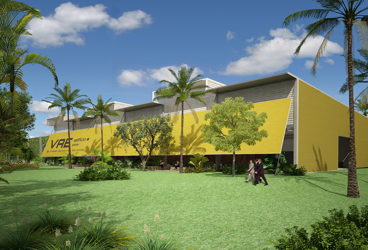 Fábrica VAE / FGMF Arquitetos, Cortesia de FGMF Arquitetos